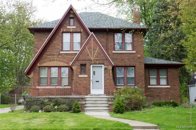 14550 Warwick Street, Detroit, MI 48223 (#219045712) :: Duneske Real Estate Advisors