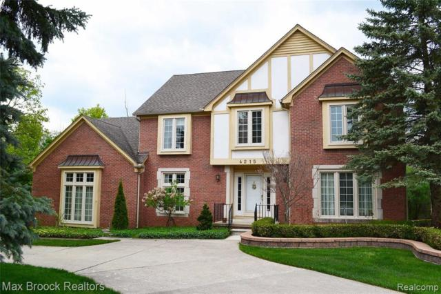 4215 Carson Drive, Troy, MI 48098 (#219045760) :: The Alex Nugent Team | Real Estate One