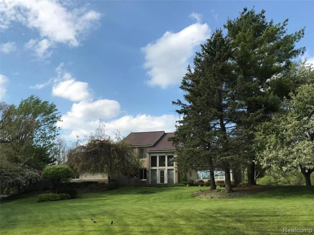1270 Old Milford Farms, Milford Twp, MI 48381 (#219045770) :: The Alex Nugent Team   Real Estate One