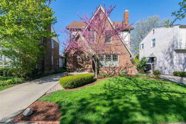 437 Moran, Grosse Pointe Farms, MI 48236 (MLS #58031380204) :: The Toth Team