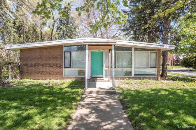 10600 Morang Drive, Detroit, MI 48224 (MLS #219045807) :: The Toth Team