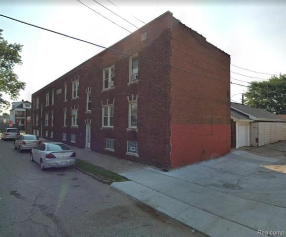 8611 Dennison Street #8, Detroit, MI 48210 (MLS #219045962) :: The Toth Team