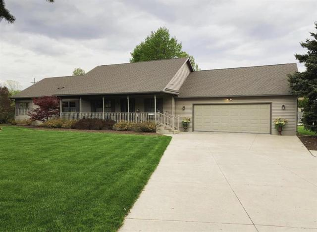 1220 E Oliver, Caledonia Twp, MI 48867 (MLS #5031380273) :: The Toth Team