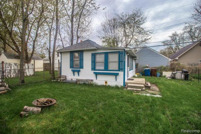 3261 Maplewood Street, Frenchtown Twp, MI 48162 (MLS #219045982) :: The Toth Team