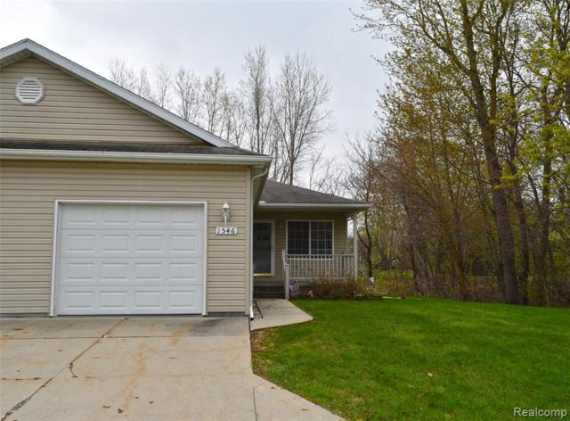 1546 Jones Place, Port Huron, MI 48060 (MLS #219045988) :: The Toth Team