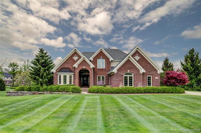 1698 Turtle Creek, Highland Twp, MI 48380 (#219046020) :: The Buckley Jolley Real Estate Team