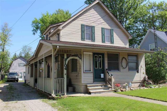 8104 Miller, Swartz Creek, MI 48473 (#5031380301) :: The Alex Nugent Team | Real Estate One