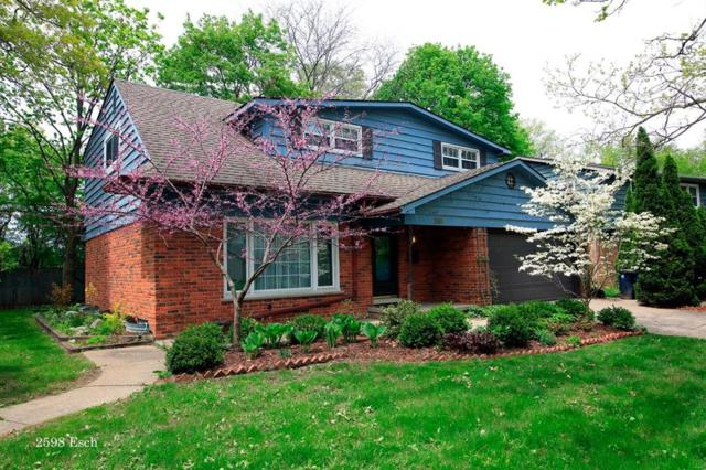 2598 Esch, Ann Arbor, MI 48104 (MLS #543265478) :: The Toth Team