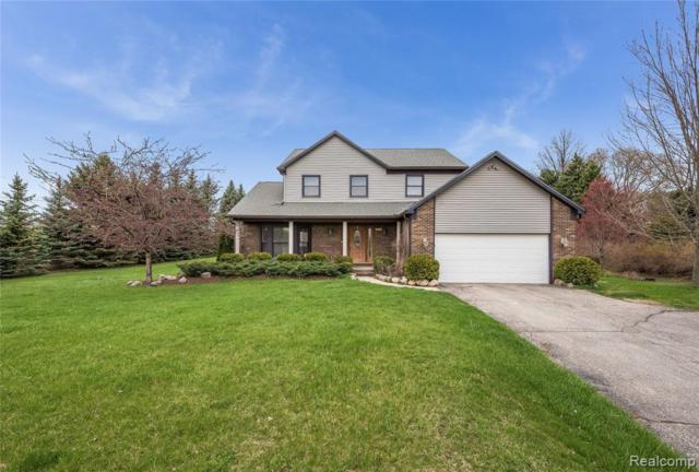 803 Manderly Drive, Milford Twp, MI 48381 (#219046159) :: GK Real Estate Team