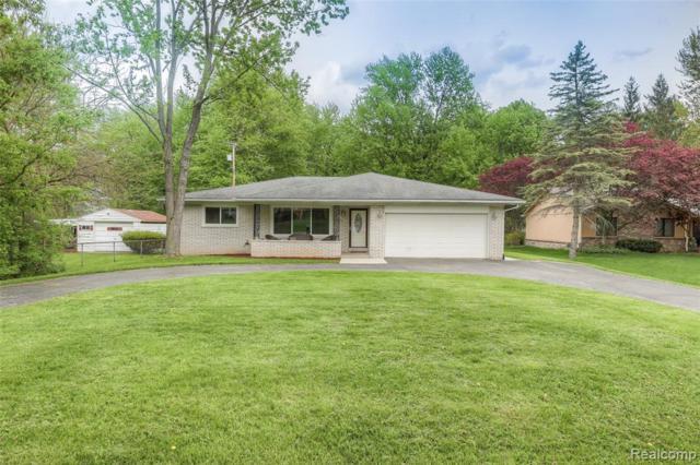 18620 Loveland Street, Livonia, MI 48152 (#219046169) :: The Alex Nugent Team | Real Estate One