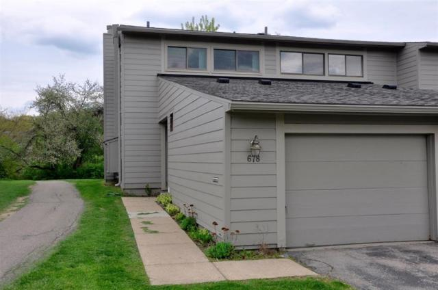 678 Peninsula Court, Ann Arbor, MI 48105 (#543265493) :: RE/MAX Nexus