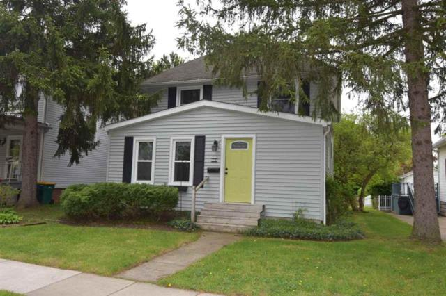 21 W Noble Ave., Monroe, MI 48162 (MLS #57031380336) :: The Toth Team
