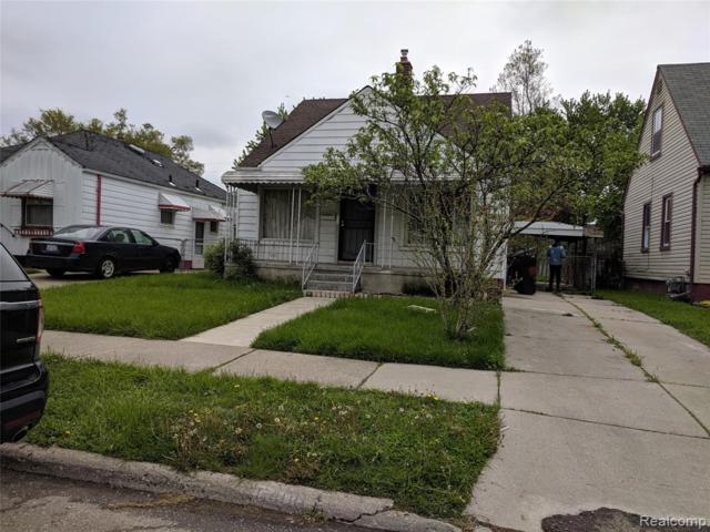 6400 Stahelin Avenue, Detroit, MI 48228 (MLS #219046214) :: The Toth Team