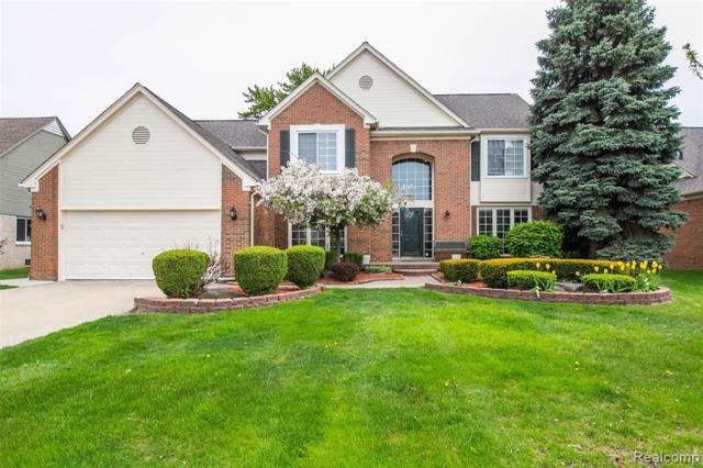 4111 Renee Drive, Troy, MI 48085 (#219046270) :: The Alex Nugent Team | Real Estate One