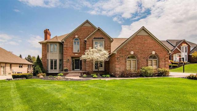 54036 Sutherland, Shelby Twp, MI 48316 (MLS #58031380359) :: The Toth Team