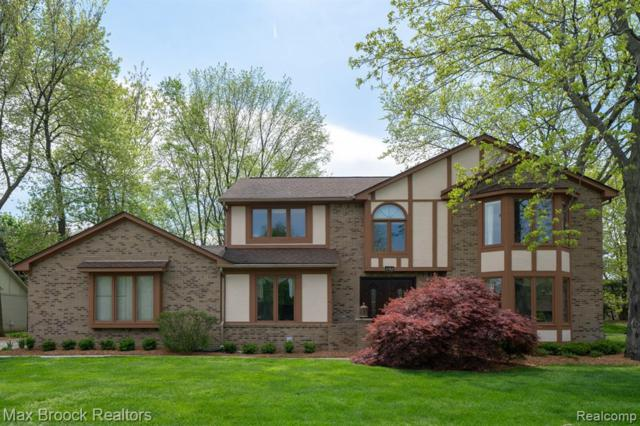 1702 Brandywine Drive, Bloomfield Twp, MI 48304 (#219046286) :: RE/MAX Nexus