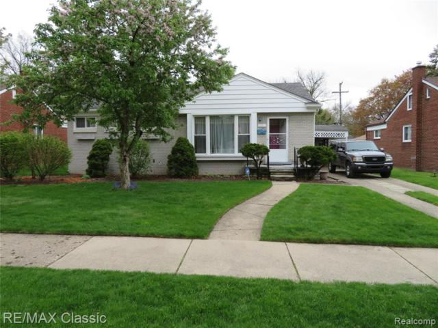 10311 Oak Park Boulevard, Oak Park, MI 48237 (#219046300) :: RE/MAX Nexus