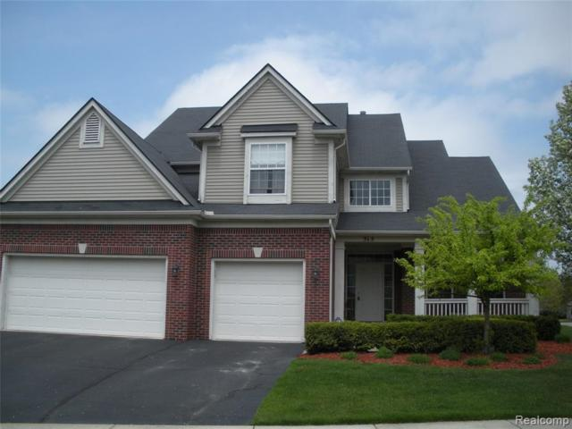 515 Franklin Lake Circle, Oxford Twp, MI 48371 (#219046331) :: The Buckley Jolley Real Estate Team