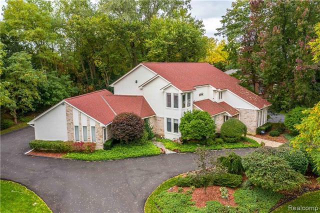 3339 Pine Estates Drive, West Bloomfield Twp, MI 48323 (#219046344) :: RE/MAX Nexus