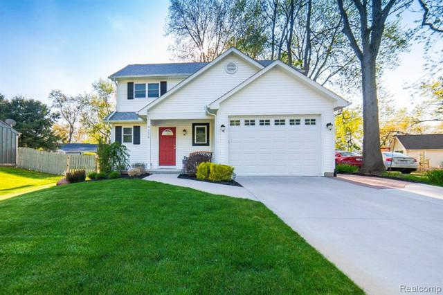 4126 Middledale Avenue, West Bloomfield Twp, MI 48323 (#219046359) :: RE/MAX Classic