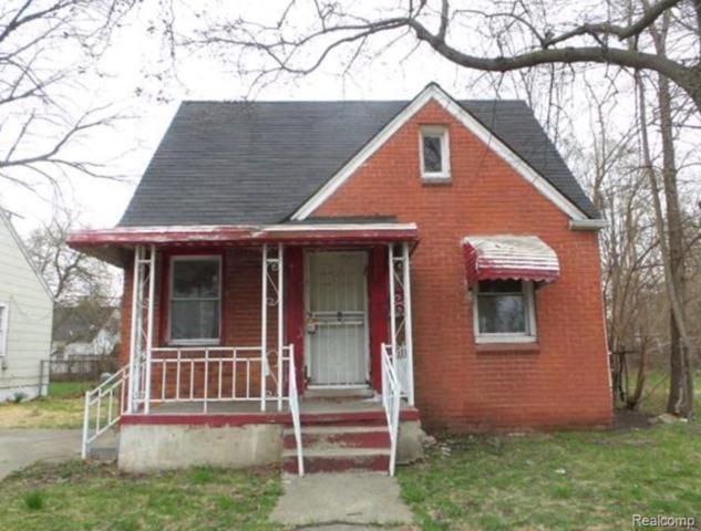 20466 Revere Street, Detroit, MI 48234 (MLS #219046388) :: The Toth Team