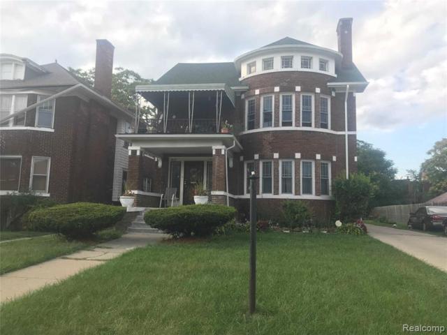 1630 Virginia Park Street, Detroit, MI 48206 (MLS #219046404) :: The Toth Team