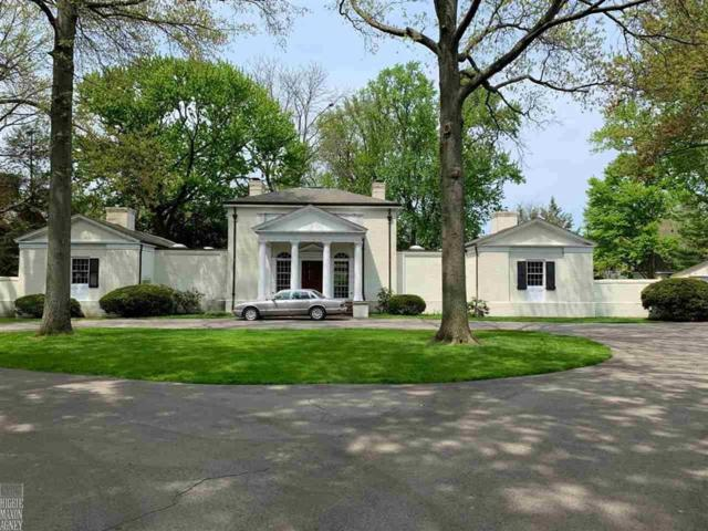 320 Provencal Rd, Grosse Pointe Farms, MI 48236 (MLS #58031380408) :: The Toth Team