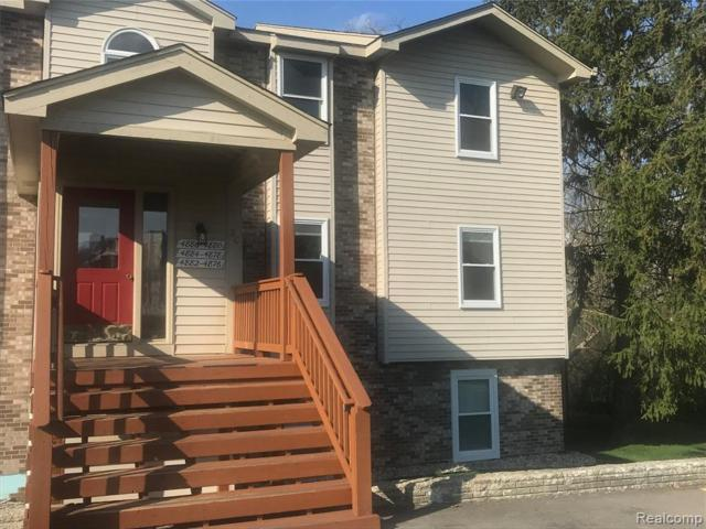 4880 Harbor Point Drive, Waterford Twp, MI 48329 (MLS #219046478) :: The Toth Team
