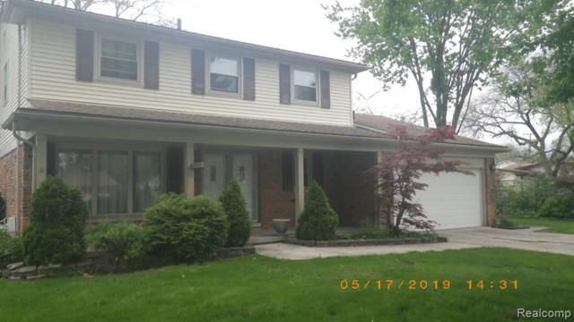 29425 Chatham Court, Southfield, MI 48076 (#219046498) :: KNE Realty 360