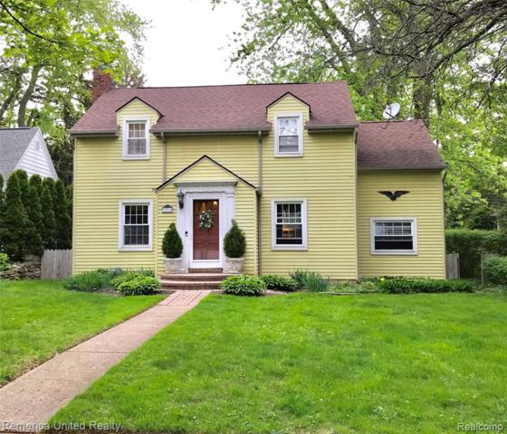 33914 Macomb Avenue, Farmington, MI 48335 (#219046505) :: RE/MAX Nexus