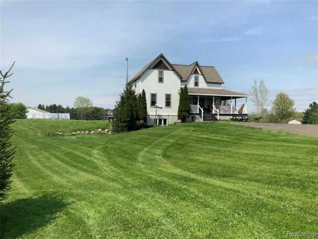 894 Mountview Road, Mayfield Twp, MI 48446 (#219046529) :: The Alex Nugent Team | Real Estate One