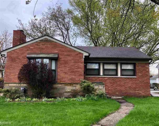 21306 Alexander, Saint Clair Shores, MI 48081 (MLS #58031380446) :: The Toth Team