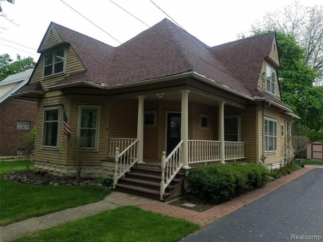 634 N Ball Street, Owosso, MI 48867 (#219046558) :: RE/MAX Classic