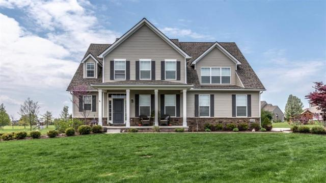 2137 Windmill Way, Pittsfield Twp, MI 48176 (MLS #543265511) :: The Toth Team