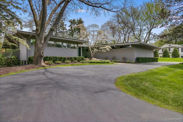 150 Martell Dr, Bloomfield Hills, MI 48304 (#219046611) :: GK Real Estate Team