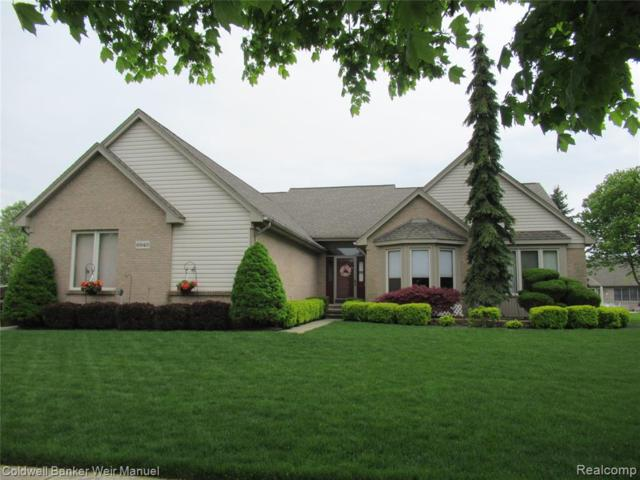6940 Baytree Court, Shelby Twp, MI 48316 (MLS #219046636) :: The Toth Team