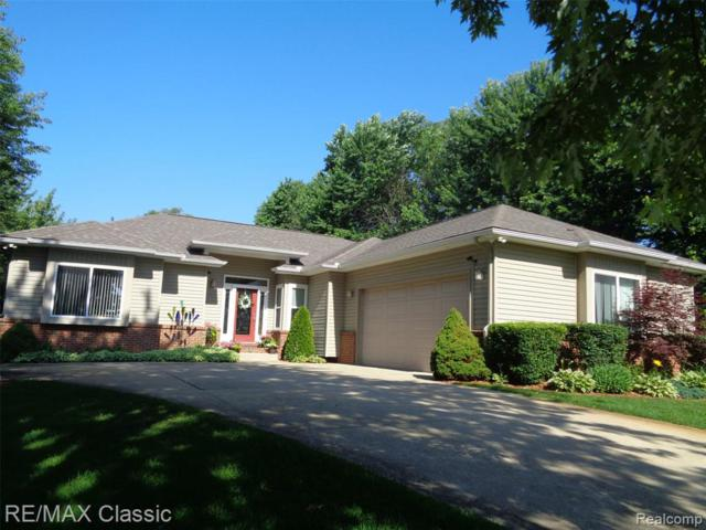 3335 Woodruff Meadows Court, Highland Twp, MI 48357 (MLS #219046686) :: The Toth Team
