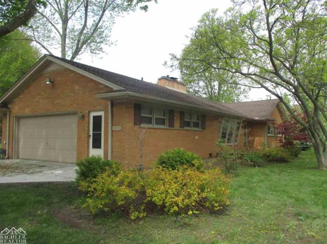 22040 Wendell, Clinton Twp, MI 48036 (MLS #58031380476) :: The Toth Team