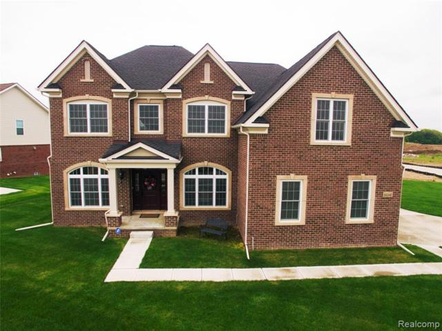 51347 Gulfstream Park Lane, Canton Twp, MI 48188 (MLS #219046693) :: The Toth Team