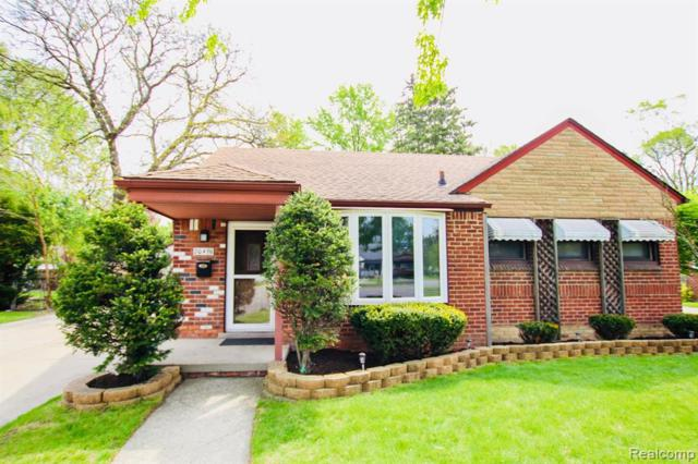 20476 Beech Daly Road, Redford Twp, MI 48240 (#219046710) :: RE/MAX Classic