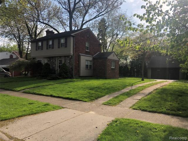 420 S Denwood, Dearborn, MI 48124 (MLS #219046723) :: The Toth Team