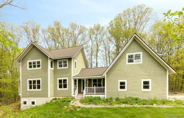 9328 Stoneview Lane, Webster Twp, MI 48189 (#219046730) :: The Buckley Jolley Real Estate Team