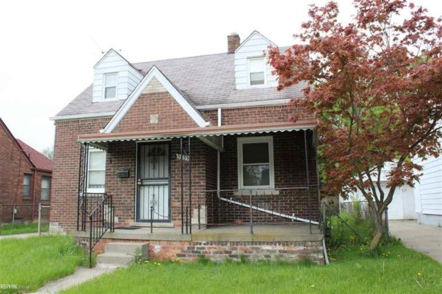 5233 Farmbrook, Detroit, MI 48224 (#58031380501) :: RE/MAX Nexus