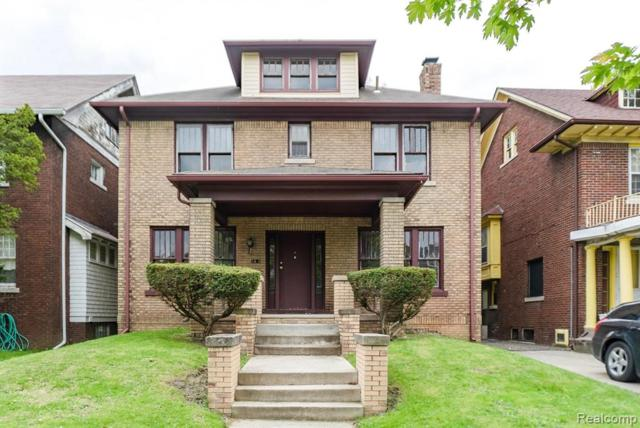 1659 Longfellow Street, Detroit, MI 48206 (#219046845) :: The Alex Nugent Team | Real Estate One