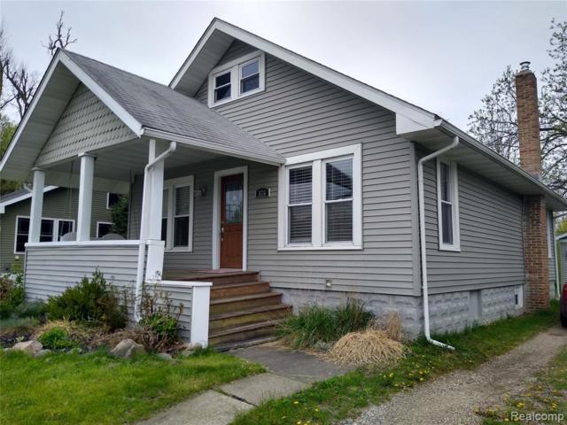 576 S Saginaw Street, Lapeer, MI 48446 (#219046849) :: RE/MAX Classic
