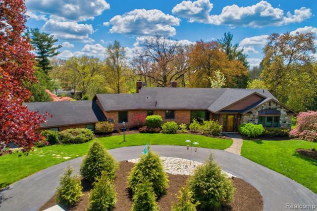 30285 Hickory Lane, Franklin Vlg, MI 48025 (#219046854) :: GK Real Estate Team