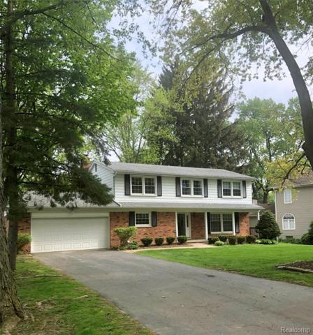 2017 Devonshire Road, Bloomfield Twp, MI 48302 (#219046898) :: GK Real Estate Team