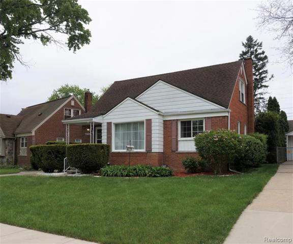 24765 Woodcroft Drive, Dearborn, MI 48124 (MLS #219046934) :: The Toth Team