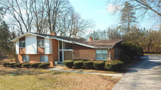 5310 Longmeadow Road, Bloomfield Twp, MI 48304 (#219046939) :: RE/MAX Nexus