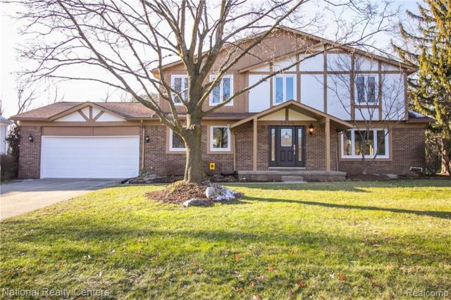 5330 Hollow Drive, Bloomfield Twp, MI 48302 (#219046942) :: RE/MAX Nexus